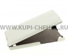 Чехол  откид  Lenovo  Vibe X2  UpCase  бел