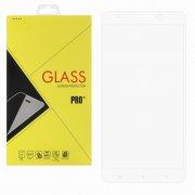 Защитное стекло Xiaomi Mi5s Plus Glass Pro Full Screen белое 0.33mm