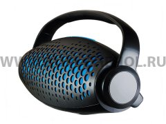 Колонка универ  Ginzzu  GM - 989  Bluetooth  син