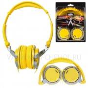 Наушники SmartBuy SBE-7610 желтые серые