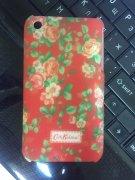 Чехол-накладка Apple iPhone 3G Cath kidston 3319