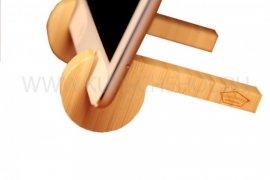 Подставка Zhelberry для планшета Zhelberry Comma Bamboo