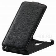 Чехол флип LG D618 Optimus G2 Mini Derbi чёрный