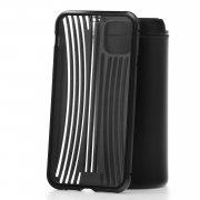 Чехол-накладка iPhone 11 Pro Max Kruche Metal Suitcase Black