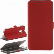 Чехол книжка Samsung Galaxy A8 2018 (A530) Prime Book красный