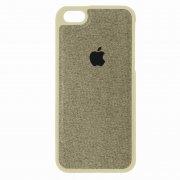 Чехол-накладка Apple iPhone 5/5S 19050-1 золотой