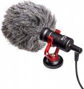 Микрофон кардиоидный Boya универсальный