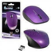 Мышка компьютерная б/п SmartBuy 309AG Purple/Black