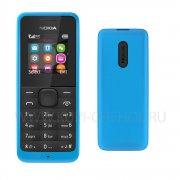 Телефон NOKIA 105 Cyan