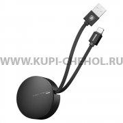 USB Apple iPhone 5 Baseus CALEP-01 Black 0.9м