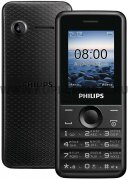 Телефон Philips E103 Black