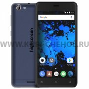 Телефон Highscreen Power Rage Evo Blue