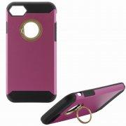 Чехол-накладка Apple iPhone 7/8 9395 темно - розовый
