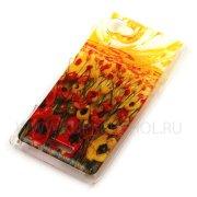 Чехол-накладка Sony C2105 / S36H Xperia L Живопись 7836