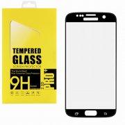 Защитное стекло Samsung Galaxy S7 Glass Pro Full Screen 3D чёрное 0.33mm