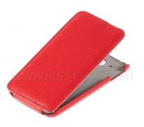 Чехол флип Lenovo S920 UpCase красный