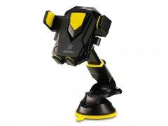 Автодержатель на присоске Remax RM-C26 Black/Yellow
