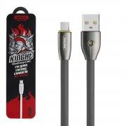 Кабель USB-Micro Remax RC-043m Kinght Black