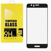 Защитное стекло Huawei Honor 8 Glass Pro Full Screen чёрное 0.33mm