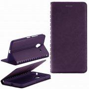 Чехол книжка Microsoft 640 Lumia XL 3G Book Case New фиолетовый