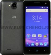 Телефон ZTE Blade X3 чёрный