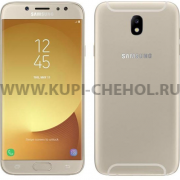 Телефон Samsung J730F Galaxy J7 2017 DS Gold