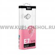 Bluetooth-гарнитура HOCO E7 White