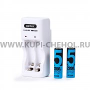 СЗУ для аккумуляторов Remax RT-DC01