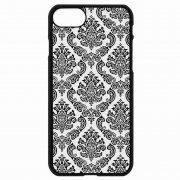 Чехол-накладка Apple iPhone 7 Кружево 9420 чёрный
