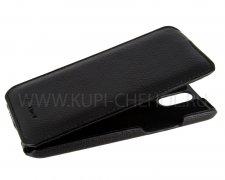 Чехол флип HTC One E8 / E8 Dual Armor Case Full чёрный