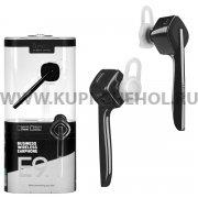 Bluetooth-гарнитура HOCO E9 Black