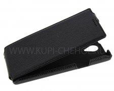 Чехол  откид  PHILIPS  S398  iBox Premium  чёрн