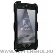 Чехол противоударный Apple iPhone 7/8 R-JUST Gundam RJ-02 Black