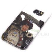 Чехол-накладка Samsung Galaxy S6 G920 8510 Путин