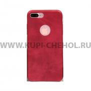 Чехол-накладка Apple iPhone 7 Plus 5.5 9385 красный