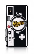 Чехол-накладка iPhone X Remax Coolplay Camera