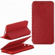 Чехол книжка Xiaomi Redmi MI5 П19025 красный