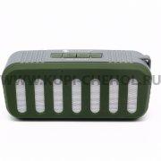 Колонка универсальная Bluetooth NR-2013 зелёная