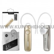 Bluetooth-гарнитура Remax RB-T8 Gold