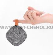 Колонка универсальная Bluetooth Hoco BS9 Gray