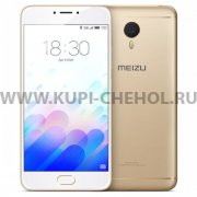 Телефон Meizu M3 Note 16GB Gold