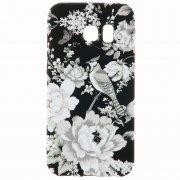 Чехол силиконовый Samsung Galaxy S6 Edge G925 Luxo 145 фосфор