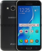 Телефон Samsung Galaxy J3 J320F 2016 DS Black