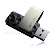 Флеш Silicon B30 32Gb Black USB 3.0