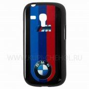Чехол силиконовый Samsung Galaxy S3 mini i8190 10773 BMW