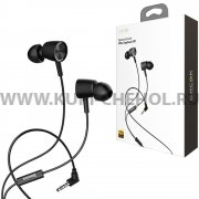 Наушники с микрофоном Baseus H07 Black