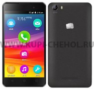 Телефон Micromax Q334 Canvas Magnus Black