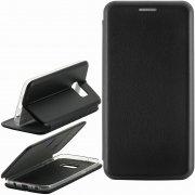 Чехол книжка Samsung Galaxy S7 Fashion Case с визитницей чёрный