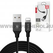 USB Apple iPhone 5 Baseus CALYW-01 Black 1.2м