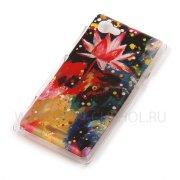 Чехол пластиковый Sony C2105 / S36H Xperia L Живопись 7845